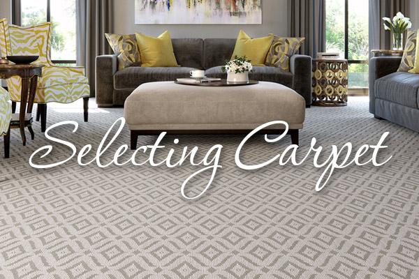 Selecting Carpet Abbey Carpet Amp Floor Akron Oh